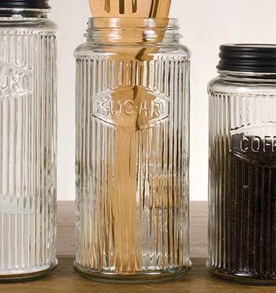 Hoosier Sugar Jar