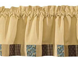 Scrapbook Border Valance