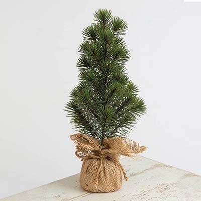 Mini Pine Trees (Set of 2)