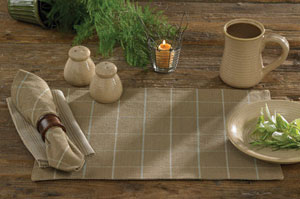 Cobblestone Table Runner - 54 inch
