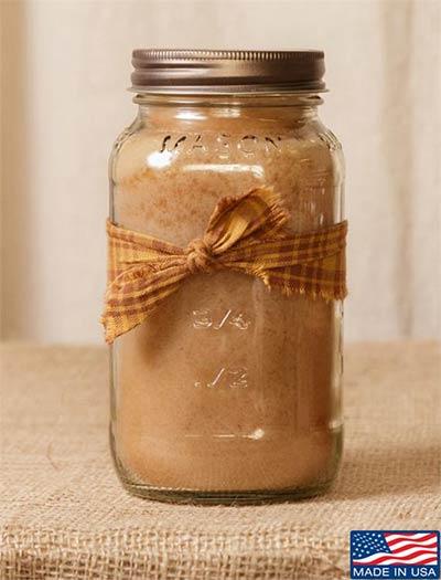 Cookie Dough Mason Jar Candle - 25 oz