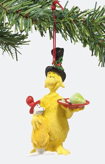 Green Eggs & Ham Ornament