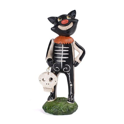 Costume Cat Figure