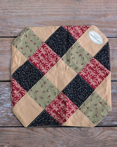 Countryside Square Accent Mat