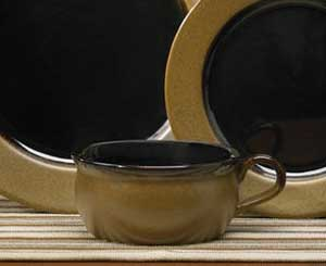 Molasses Dinnerware - Soup / Cereal Bowl