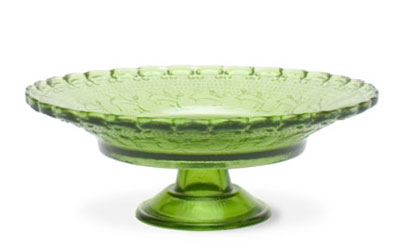 Pedestal Shallow Bowl - Small
