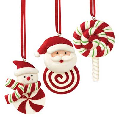 Mini Sweet Tidings Ornament
