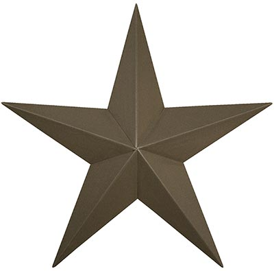 Green Barn Star, 18 inch