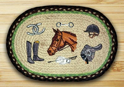 Equestrian Braided Placemat
