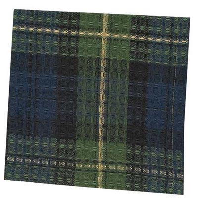 Black Watch Dishcloth