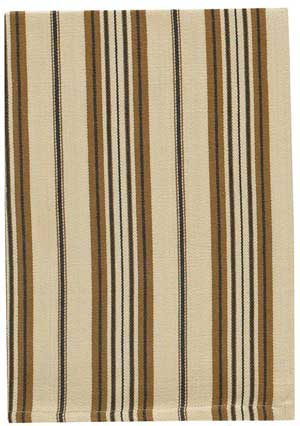 Willow Ticking Dishtowel