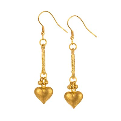 Hearts Earrings