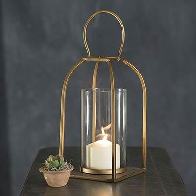Small Tribeca Candle Lantern