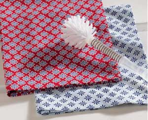 Nantucket Dishtowel