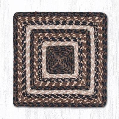 Mocha Frappuccino Chair Pad - Square
