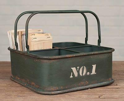 No. 1 Industrial Metal Bin