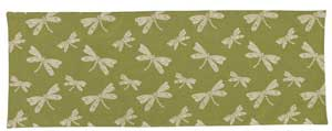 Dragonfly Tablerunner, 54 inch