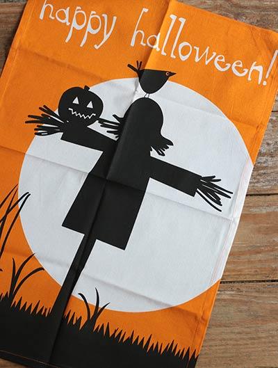 Scarecrow Dishtowel