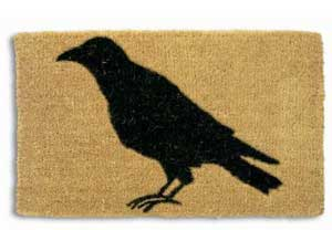 Black Crow Coir Mat