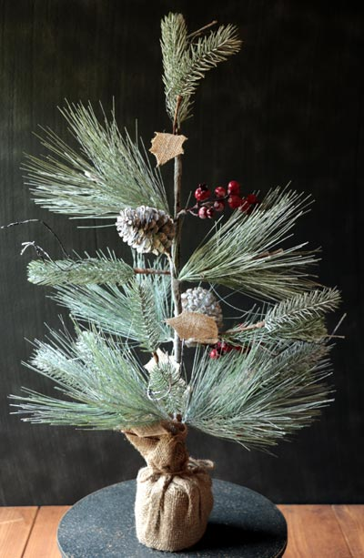 Christmas Foliage Tree