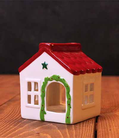 Holiday House Tealight - Short