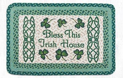 Bless This Irish House Rug