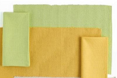 Fresh Green Placemat