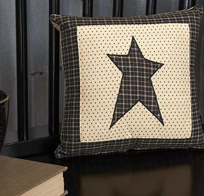 Kettle Grove Star Pillow - Small