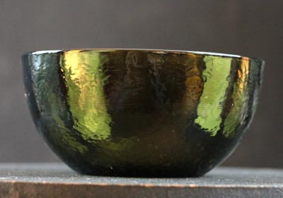 Spruce Glass Bowl