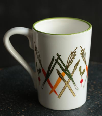 Victory Garden Mug