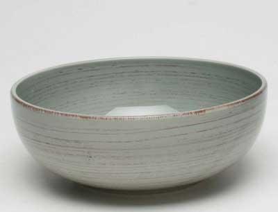 Sonoma Slate Blue Serving Bowl