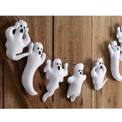 Felt Ghost Garland
