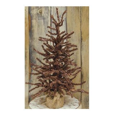 Brown Pine Tree -  2 foot