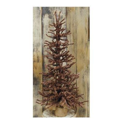 Brown Pine Tree -  3 foot