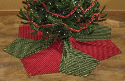 Home for Holidays Tree Skirt - 60 inch
