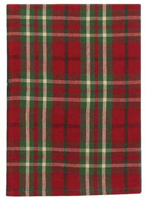 Cranberry Spice Dishtowel