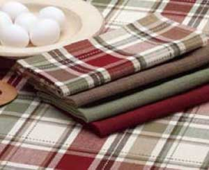 Heritage Plaid Napkin