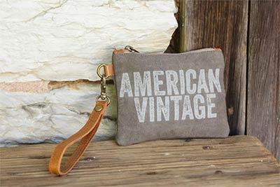 American Vintage Wristlet