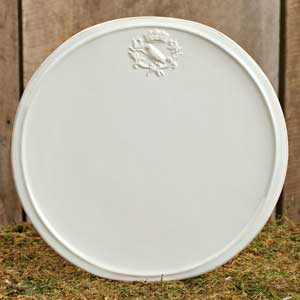 Bird & Crown Dinnerware - Dinner Plate