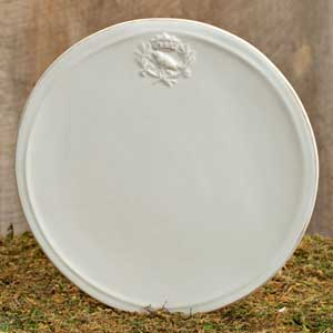 Bird & Crown Dinnerware - Salad Plate