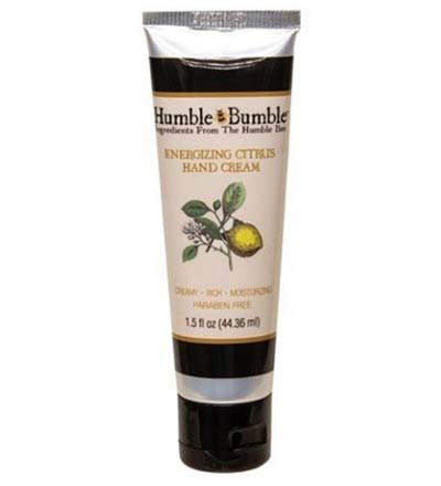 Energizing Citrus Hand Cream