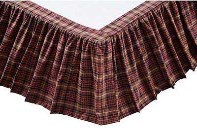 Abilene Bed Skirts (Multiple Size Options)