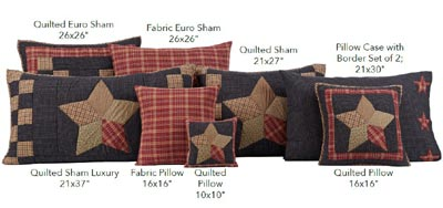 Arlington Shams & Pillows (Various)