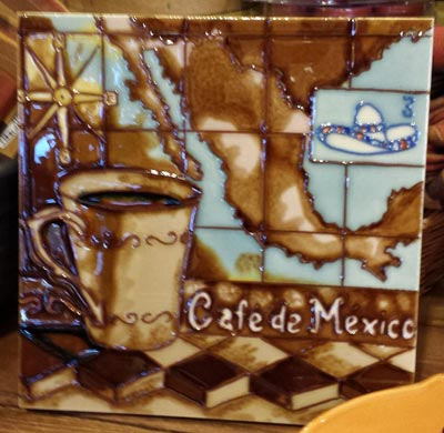 Mexico Art Tile