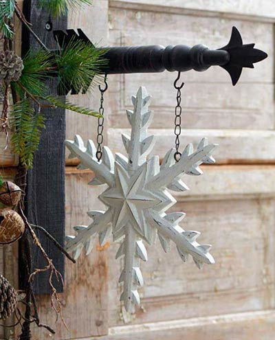 Snowflake Arrow Replacement