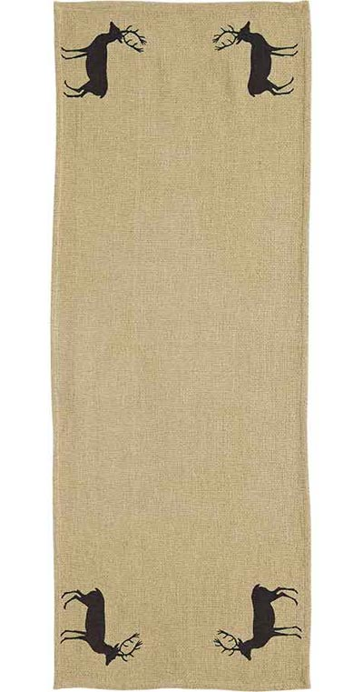 Barrington Table Runner - Burlap (36 inch)