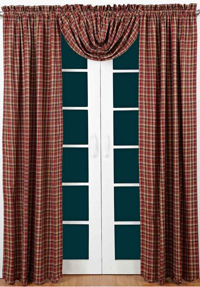 Braddock Panels - 84 inch