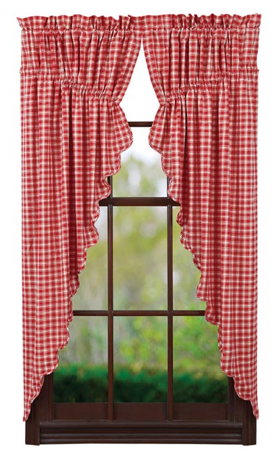 Breckenridge Prairie Curtain (63 inch)