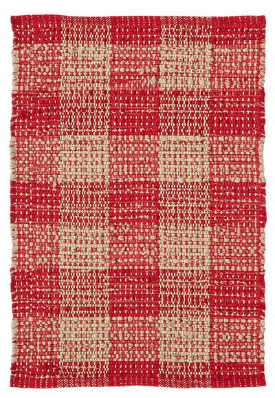 Breckenridge Wool & Cotton Rug - 20 x 30 inch