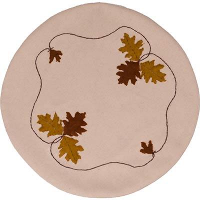 Fall Medley Candle Mat